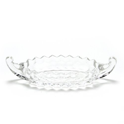 American by Fostoria, Glass Relish Dish, Clear