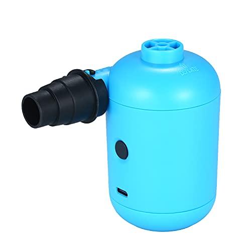 skrskr Portable USB Electric Air Pump...
