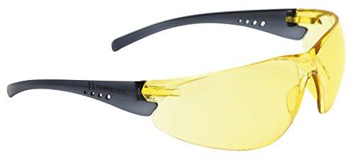Eagle FLYHW Gafa de protección laboral con lentes de Policarbonato de alta visibilidad, Único