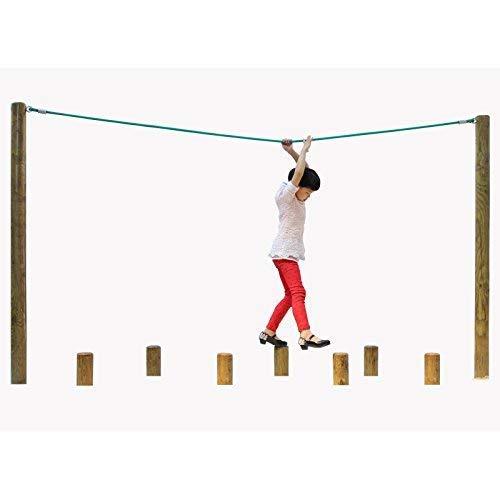 Loggyland Kletterpfad-Zubehör - Seil für Hangelgerüst, 3m lang