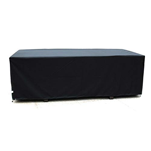Bellababy HOUSSE-8P Housse de Protection 8p en Polyester Noir, 210x105x72 cm