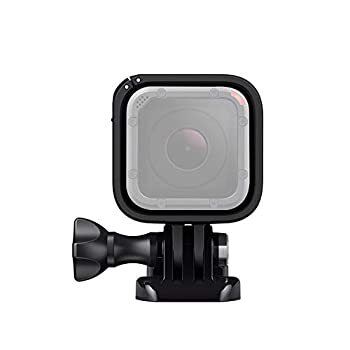 ParaPace Protective Housing Frame Shell Case for GoPro Hero 5 Session & 4 Session Action Camera Accessories,Black