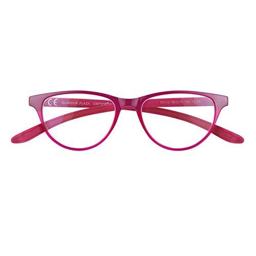 Gafas de vista premontadas 75154 con potencia +2.00 de color Orange Ice Lolly