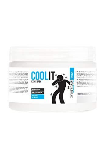 Pharmquest by Shots - Cool It - Eis Eis Baby kühlendes Gleitgel - 500 ml