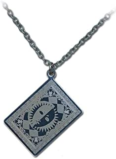 P4 Persona 4 The Animation: Card Necklace