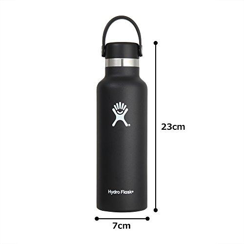 HydroFlask(ハイドロフラスク)HYDRATION_スタンダード_18oz532ml20ブラック508901320ブラック