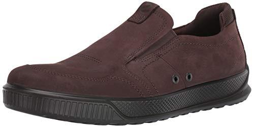 ECCO Herren Byway Slip On Sneaker, Braun (Mocha 2178), 43 EU