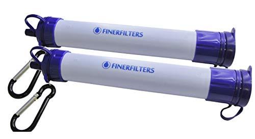 /23/litri al minuto Finerfilters /½ sistema sterilizzatore UV 25/Watt/
