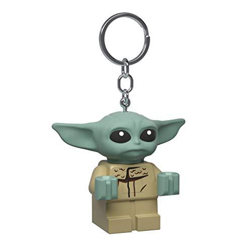 IQ Lego Star Wars The Mandalorian The Child Llavero Luz – 5 pulgadas de altura Figura