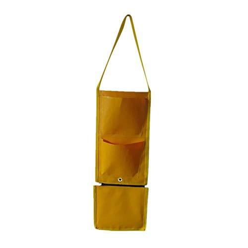 3 Taschen Pflanzbeutel, an der Wand montierter vertikaler Pflanzer, Gartenpflanzer wachsen Taschen, Pflanzbeutel hängen Blumentopf Behälter für Hausgarten Balkon