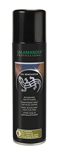 Salamander Oil Renovator - Pflegespray für Fettleder mit Zedernöl (250 ml, Farblos (Neutral))