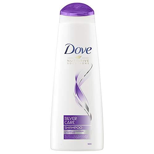 Dove Silver Care Shampoo, 250ml
