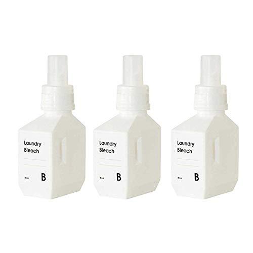 b2c ランドリーボトル M 700ml(ホワイト) ランドリーボトル 洗剤ボトル 洗剤ケース 洗濯洗剤 詰め替え容器 洗剤 容器 ランドリー 洗剤入れボトル つめかえボトル 洗剤つめかえボトル つめかえ 詰め替えボトル 柔軟剤 おしゃれ 洗濯