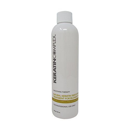 Keratin Complex Natural Keratin Smoothing Treatment Blonde, 8 oz.