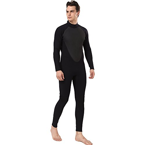Realon Wetsuit Men 3mm Full Surfing Suit 2mm Shorty Snorkeling 5mm Scuba Diving Suit Swimming Jumpsuit