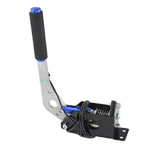 Pnndee 14 Bit PC SIM USB Handbrake with Clamp for Racing Games G25/27/29 T500 FANATECOSW Dirt Rally (Blue)