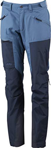 Lundhags Antjah II Hose Damen Azure/deep Blue Größe DE 40 2020 Lange Hose