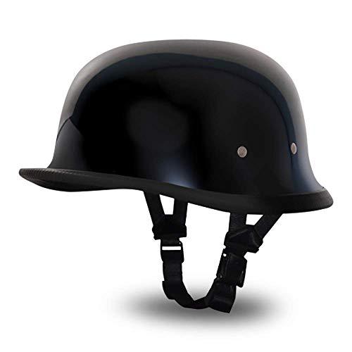 Daytona Helmets Hi-Gloss German Helmet
