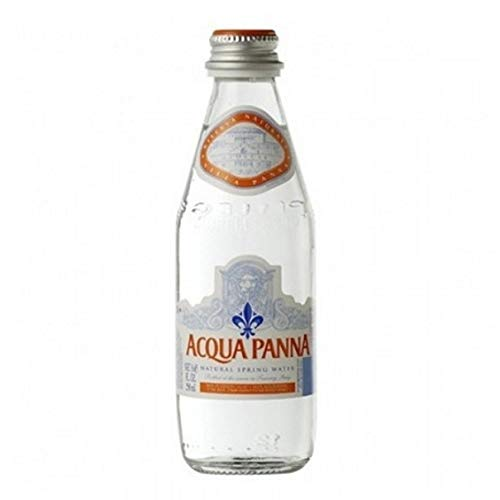 Acqua minerale Naturale PANNA 25 cl.San Pellegrino25 cl24 bottiglie