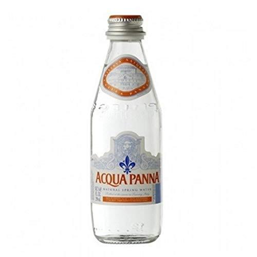 ACQUA PANNA 0,250 lt. vetro a perdere - Scatole da 24 bottiglie
