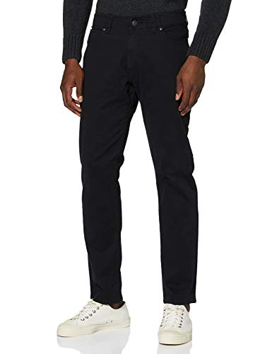 Lee Herren Extreme Motion Straight Jeans, Black, 36W / 34L