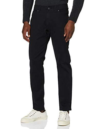 Lee Herren Extreme Motion Straight Pants, Schwarz (Black 01), 40W / 34L