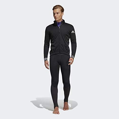 Amazon.com: adidas Men's Adistar Winter Jersey : Clothing, Shoes ...