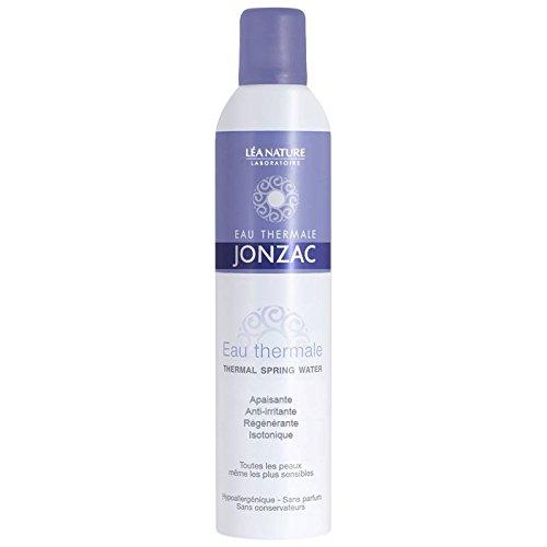 EAU THERMALE JONZAC - Spray de agua termal - Calmante, antiirritante, regenerador, tonificante - Ideal para todo tipo de pieles - Rico en minerales - Natural - 300 ml