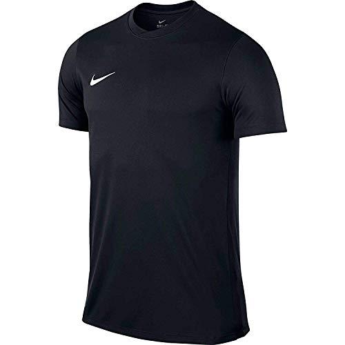Nike Park VI, Maglietta Uomo, Nero (Black/White), L