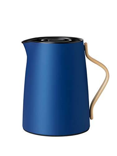 Stelton thermoskan, materiaalmix, LxBxH 17,5 x 14 x 18,5 cm/met Smart-filtersysteem/niet