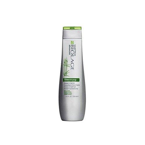 Matrice Biolage Fiberstrong Shampooing (250Ml) (Pack de 2)