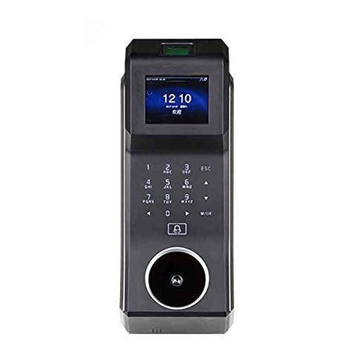 NKLL Tarjetas de Tiempo Palma Control de Acceso de la máquina de Asistencia con Tarjeta RFID 125KHz biométrico de Huellas Dactilares de Control de Acceso Caja registradora para pequeñas Empres