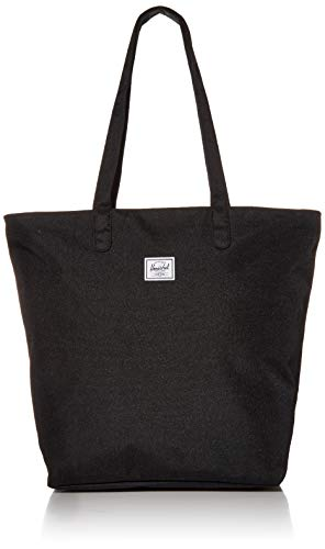 Herschel Mica Tote Bag, Black, One Size