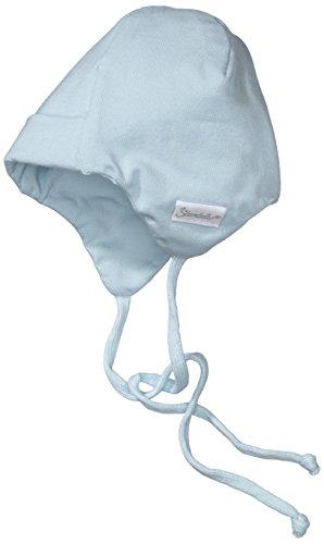 Sterntaler Mütze für Jungen mit Bindebändern, Alter: 5-6 Monate, Größe: 43, Blau (Bleu)