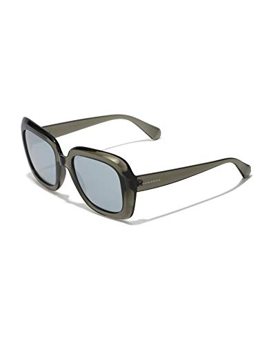 HAWKERS Butterfly Gafas de Sol, Gris, One Size para Mujer