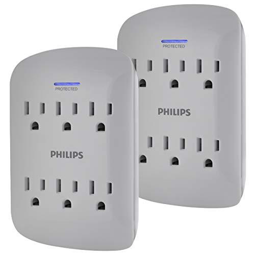 mejor regleta proteccion fabricante Philips Accessories