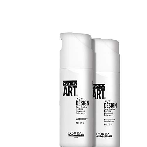 L'Oréal Professionnel TNA Spray Fix Design 200 ml
