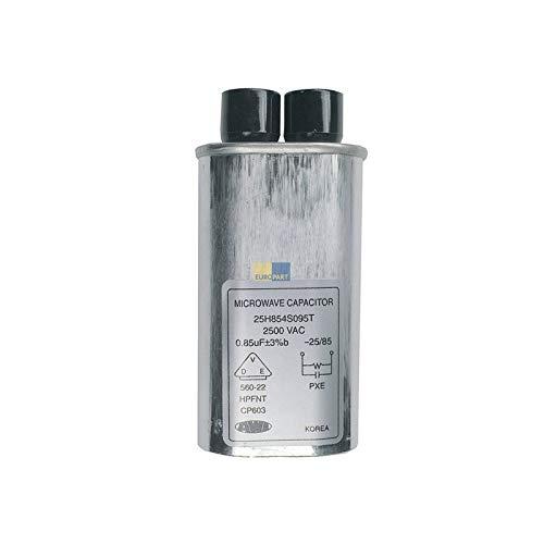 LUTH Premium Profi Parts Kondensator 1,20µF 2100VAC Alternative für Mikrowelle