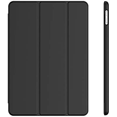 JETech Case for iPad 8/7 (10.2-Inch, 2020/2019 Model, 8th / 7th Generation), Auto Wake/Sleep, Black