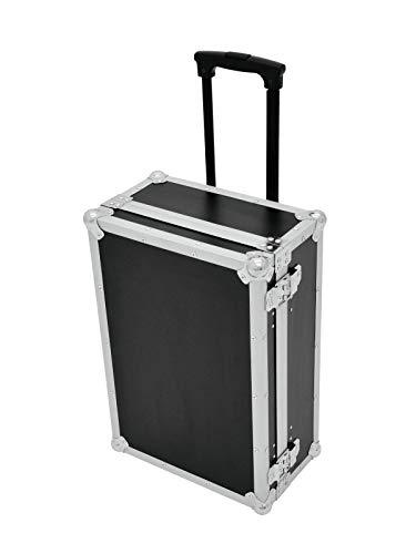 ROADINGER Universal-Koffer-Case mit Trolley | Flightcase für z. B. Werkzeuge, mit Teleskopgriff
