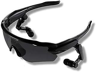 31d62647d5 Wiiguda@Gafas de Sol Auriculares Bluetooth 4,1 Inalambricos Lamadas a Manos  Libres Gafas