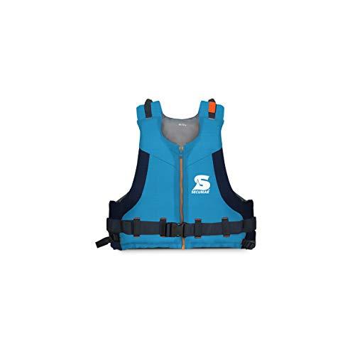 Secumar Camino-Kanu-Kayak Schwimmhilfe 50N- Klasse Blau, Hawaiian Ocean (70-90kg)