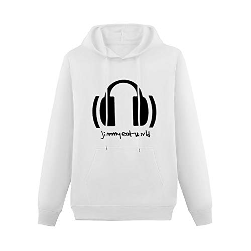 Junya Youth Teen LightweightHoodie Crystal Jimmy Eat World Normal Fit Design with WarmSweatshirts