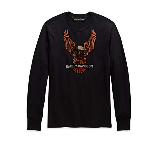 HARLEY-DAVIDSON Langarmshirt Vintage Eagle, XL