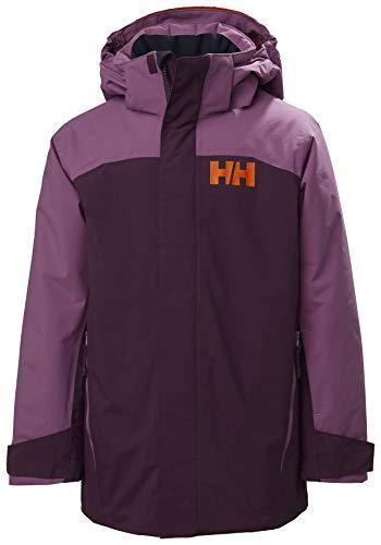 Helly Hansen Jr Level Jacket Chaqueta, Niños, Purple...