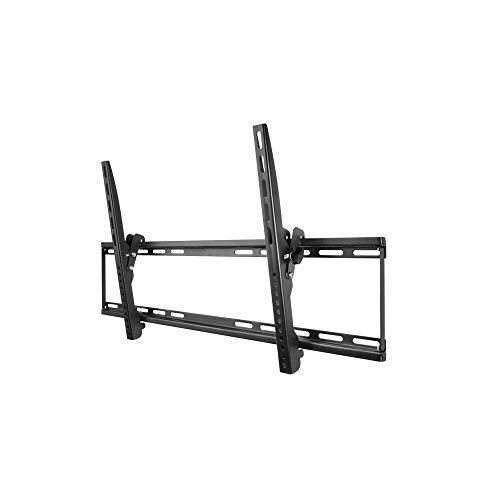 """Goobay 63495 EasyFlex Slim XL TV Wandhalterung, extraflacher neigbarer Halter für TVs bis 75"""" Bilddiagonale (190cm)"""