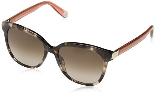 Furla Damen SFU042 Sonnenbrille, Shiny Light Havana, Einheitsgröße