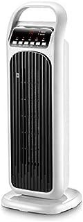 XUENUO Calefactor Eléctrico Calentadores domésticos de Ahorro de energía Calefactor Eléctrico calefacción eléctrica eólica calefacción de Calor vertical-19 * 19 * 53cm,A