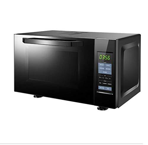 LJXWH Mikrowelle, Haushalt Multifunktions-Mikrowellenherd, vollautomatische 800W Heizung, kleine Mini-Geschwindigkeit heiße Reiskocher, for Küche/Restaurant/Hotel/Büro/Krankenhaus