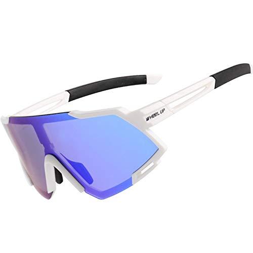 Gafas de ciclismo para hombres y mujeres, gafas de sol polarizadas gafas...